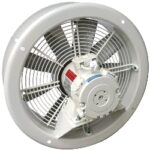 Axial-Blower-24V