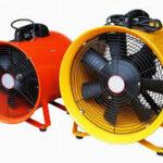 Marine-Portable-Axial-Fan